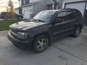 04 Chevy Trailblazer.  Want gone!