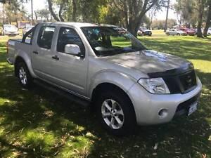 2012 Nissan Navara Ute South Bunbury Bunbury Area Preview