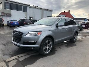 AUDI Q7 2007 V6 QUATTRO NO TAX