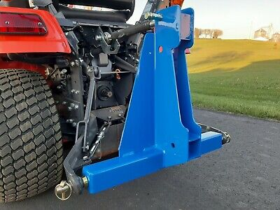 3-point Receiver Hitch Blue