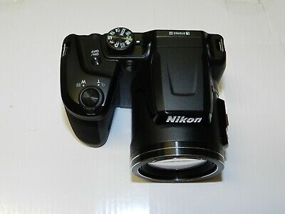 PLEASE READ - Nikon COOLPIX B500 16.0 MP Camera BLACK - Camera ONLY NOTHING ELSE