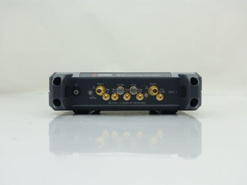 Keysight Used P9375A Vector network analyzer, 300 kHz - 26.5 GHz, - 2 port