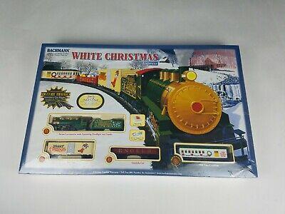 Bachmann White Christmas Train Set NiB - Model: 00609