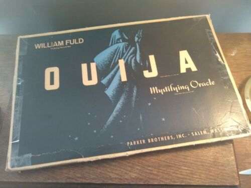 1960s Vintage William Fuld Ouija Mystifying Oracle