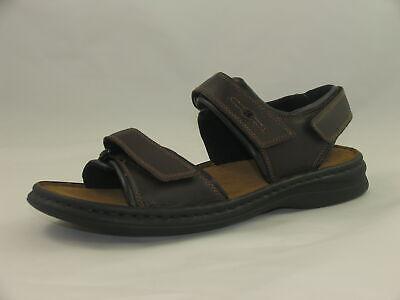 Mens Josef Seibel Rafe Open-Toe Comfort Sandals