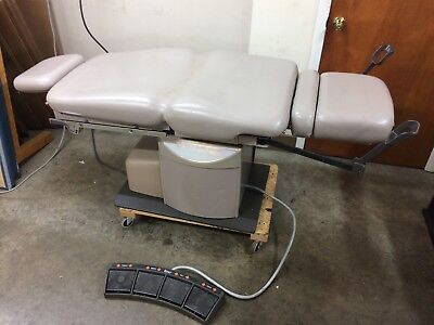 Ritter Evolution 75 Power Exam Table. Good Condition Guaranteed.
