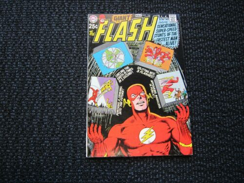 Flash #196 - 1970 VF- giant issue
