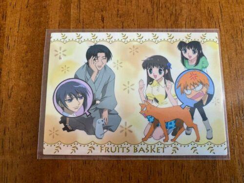 Fruits Basket Rare Movic Collectible Trading Card Box Card 3