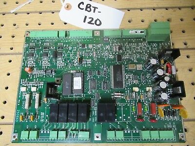 Trane Chiller Circuit Board 6400-0752-01 Rev B 6400-0753