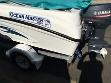 boat ocean master 485 Punchbowl Canterbury Area Preview