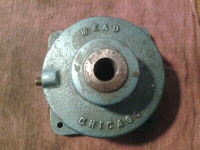 3c Collet Closer Mead Pneumatic Mill Drill Grind Fixture For Southbendatlas