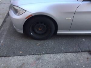 """4 16"""" BMW rims - must sell ASAP"""