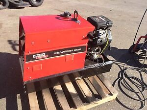 Lincoln welder and Generator,