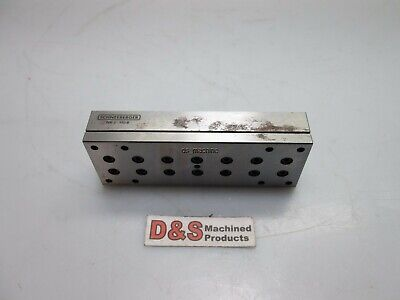 Schneeberger Nk 2-110b Frictionless Linear Slide Table 70mm Travel Surface Rust