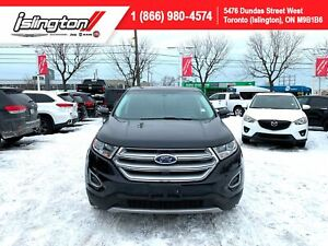 2016 Ford Edge SEL |CERTIFIED|BACKUP CAM|ALLOYS|HEATED SEATS|