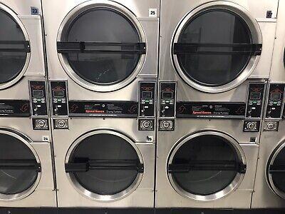 Speed Queen Stack Dryer 30lbx2 Capacity