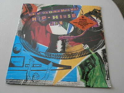 HIP HOUSE JAM~ SEALED~ BEST OF 90'S DANCE MUSIC  VOL !~SEALED COPY ~ SOUL