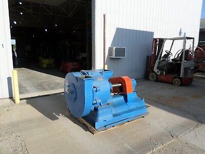 Schutz-oneill Pulverizer Fine Grinder Mill Model 22h 50 Hp Schutz Oneil