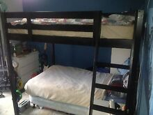 Double and queen single bed Young Young Area Preview
