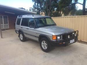 **URGENT SALE** 2002 Land Rover Discovery 2 TD5 SE7 Bendigo Bendigo City Preview