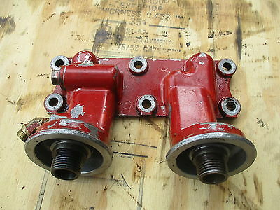 Ih International 1978 186 Hydro Farm Tractor Spin On Oil Filter Housing