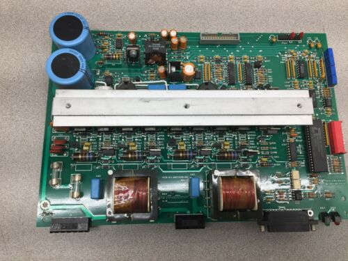 USED PARKER COMPUMOTOR CIRCUIT BOARD PCB 61-007536-02 / PCA 71-007537-02