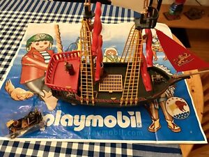 Playmobil pirate ship. Excellent condition