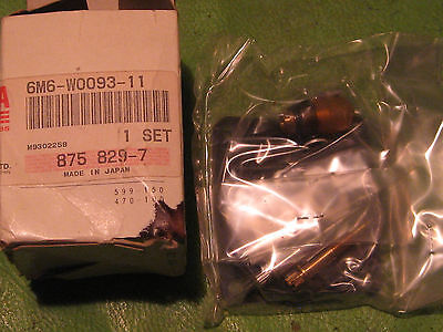 YAMAHA FX700 WB700 WRA700 CARBURETOR REPAIR KIT OEM # 6M6-W0093-11-00