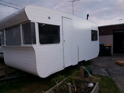 70s franklin caravan newly renovated need it gone make an offer