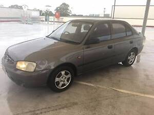 2000 Hyundai Accent Hatchback Caboolture South Caboolture Area Preview