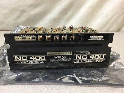 Contraves Nc400 Dc Servo Controller Drive Faa1521-875