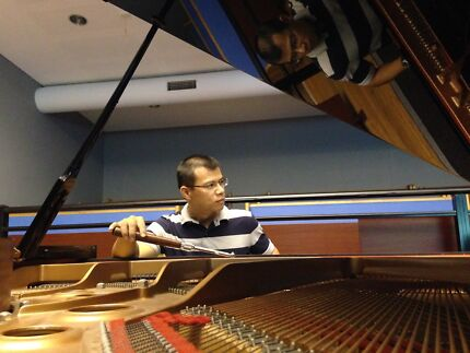 JACK the Piano Tuner Brisbane 5-Star tuning YAMAHA KAWAI & others