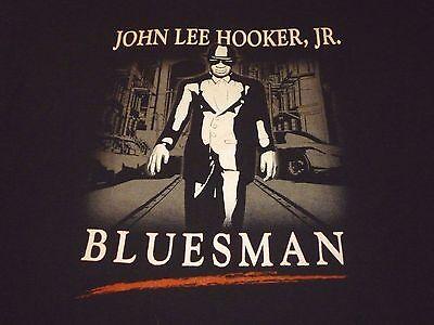 John Lee Hooker Jr. Shirt ( used Size L ) Nice Condition!!!