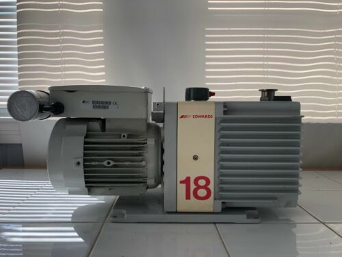 Edwards E2M18 Two Stage Vacuum Pump