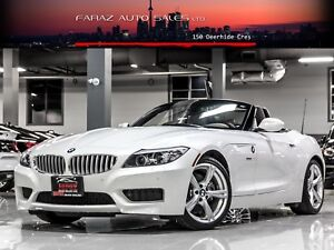 2013 BMW Z4 sDrive35i|M-SPORT|6 SPEED|NAVI|PARKING SENSORS