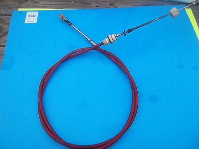 USED YAMAHA TRIM CABLE FITS XL1200 LTD CAME OFF RUNNING SKI FOD-0153-00 OEM