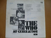 The Who Signed LP