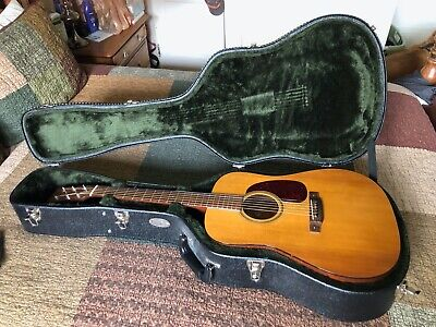Martin D-16T (1995) w/new Martin 12C0072 Acoustic Case & K&K Pure Mini Pic-up