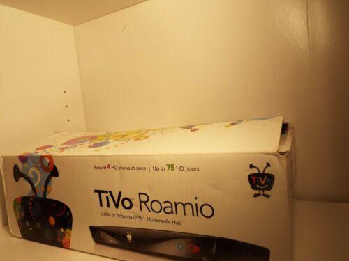 Tivo Roamio TCD846500 OTA Receiver/Recorder  500GB - 4 tuners-Free Shipping