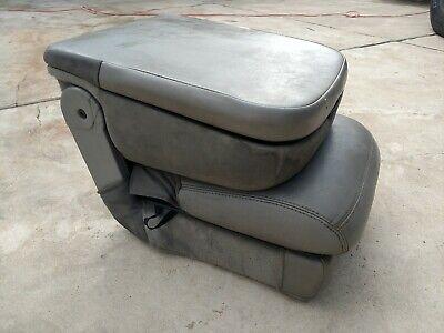 2002-2009 Dodge Ram 3rd Gen 1500 2500 3500 Center Console Jump Seat KHAKI