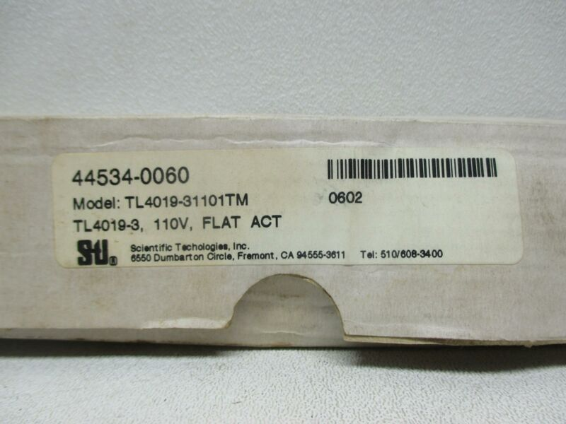 Sti TL4019-31101TM Interlock Safety Switch *New*