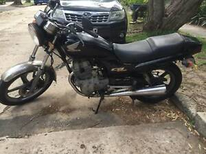 Honda CB250 1998 Motorbike | Motorcycles | Gumtree ...