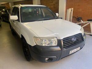 Subaru Forster 2007
