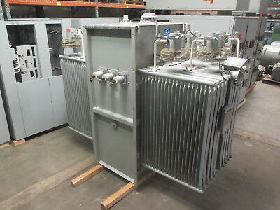 Ge 2500-3500 Kva 13800 To 2400y1385 Pad Mount Oil Substation Transformer 2400 Y