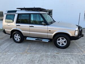Land Rover discover series 2 td5 rego rwc Biggera Waters Gold Coast City Preview