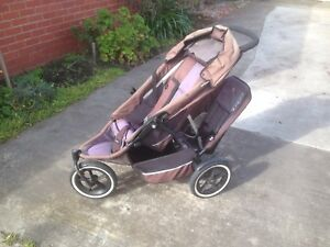 Phil and ted pram stroller fits 2 bubbas Sorell Sorell Area Preview