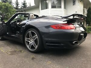2008 Porsche 911 Turbo Cabriolet Fully Loaded