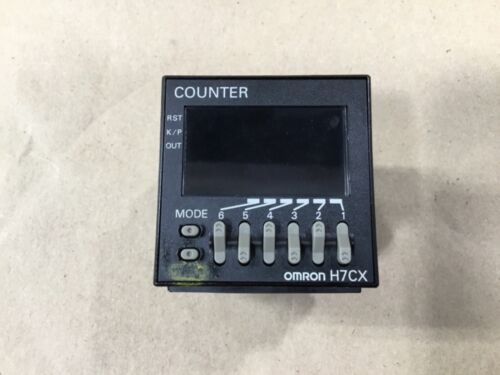Omron Digital Counter H7CX-AD / H7CX #41I10