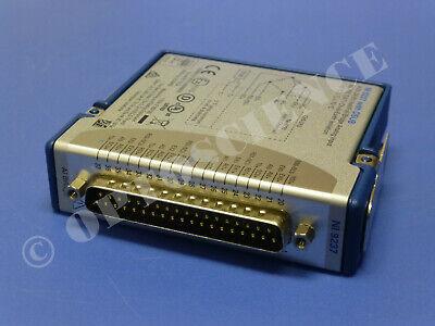 National Instruments Ni 9237 Cdaq Strain Bridge Input Module D-sub