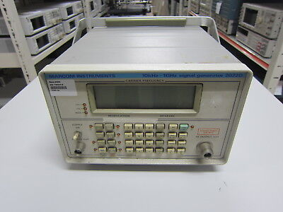 Marconi2022d Signal Generator